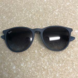Ray Ban Blue Sunglasses